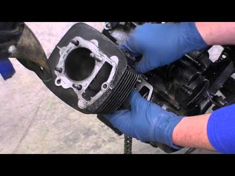 HOW TO REBUILD Bike Engine 250cc