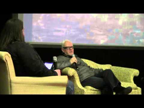 Malcolm McDowell Panel from CULTURE SHOCK