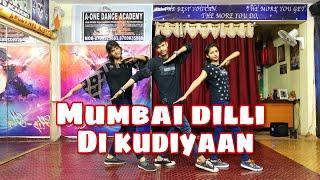 Gambar cover Mumbai Dilli Di Kudiyaan song   dance video   Manipriyansh maurya   