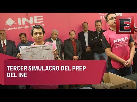 """""""Nadie ni nada parará a la democracia mexicana"""": INE"""