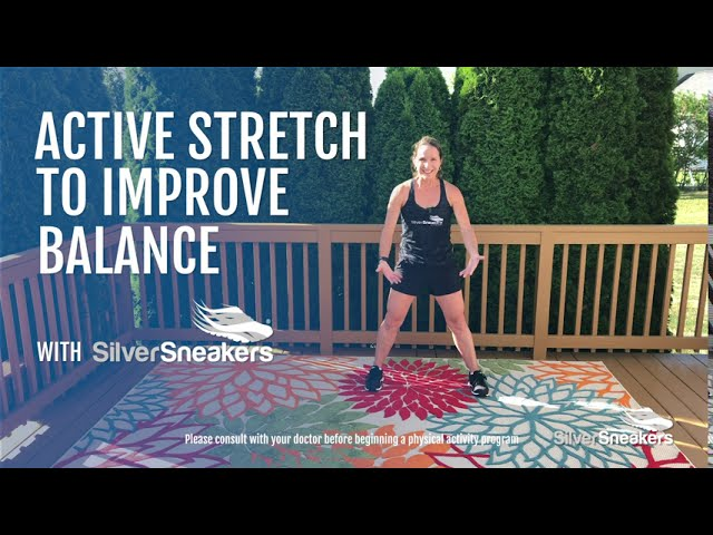 Active Stretches to Improve Balance
