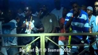 2 Chainz,Z-Ro & Big Chief LIVE @ Beamers 2012