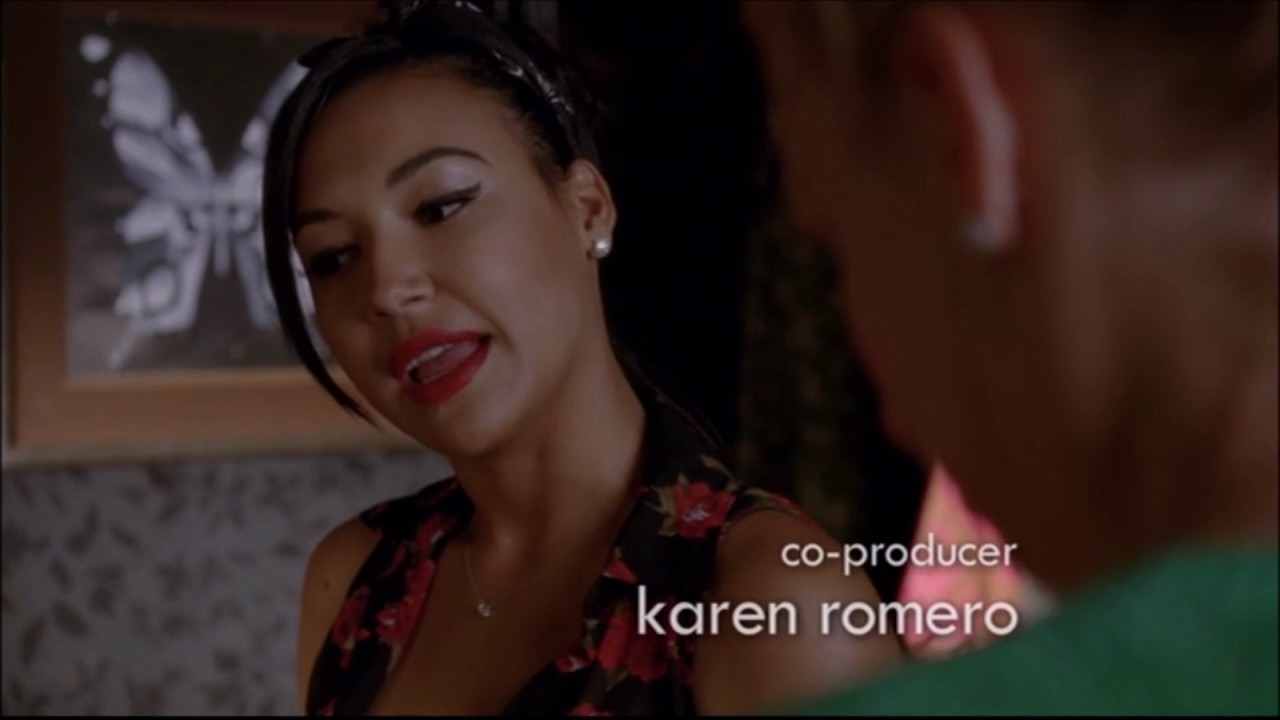 All who is marley hookup on glee above