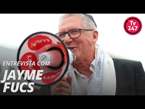 Rabino Jayme Fucs: muitos judeus defendem Lula Livre