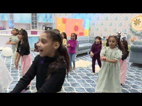 قناة اطفال ومواهب الفضائية استعراض صحتنا من حلقة بيت الزهور