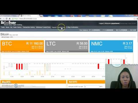 How To Buy Bitcoins On Altcoin Trader