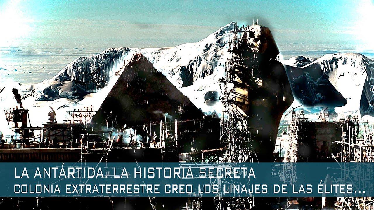 Resultado de imagen para BASES SECRETAS DE LA ANTARTIDA COREY GOODES
