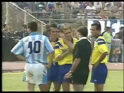 Pescara - Juventus 5-1 (30.05.1993) 16a Ritorno Serie A.