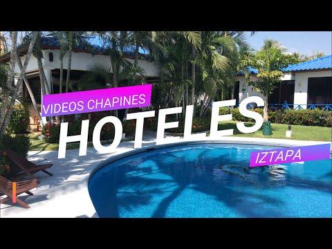 HOTELES EN LA PLAYA DE IZTAPA - Videos Chapines Y Más