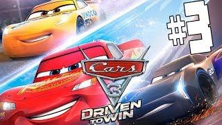 Cars 3 Driven to Win Walkthrough Part 3 Natalie