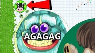 Agar.io Amazing Pro Skill Solo vs Team Battle Wins/Fails Compilation Mobile Best Moments Gameplay