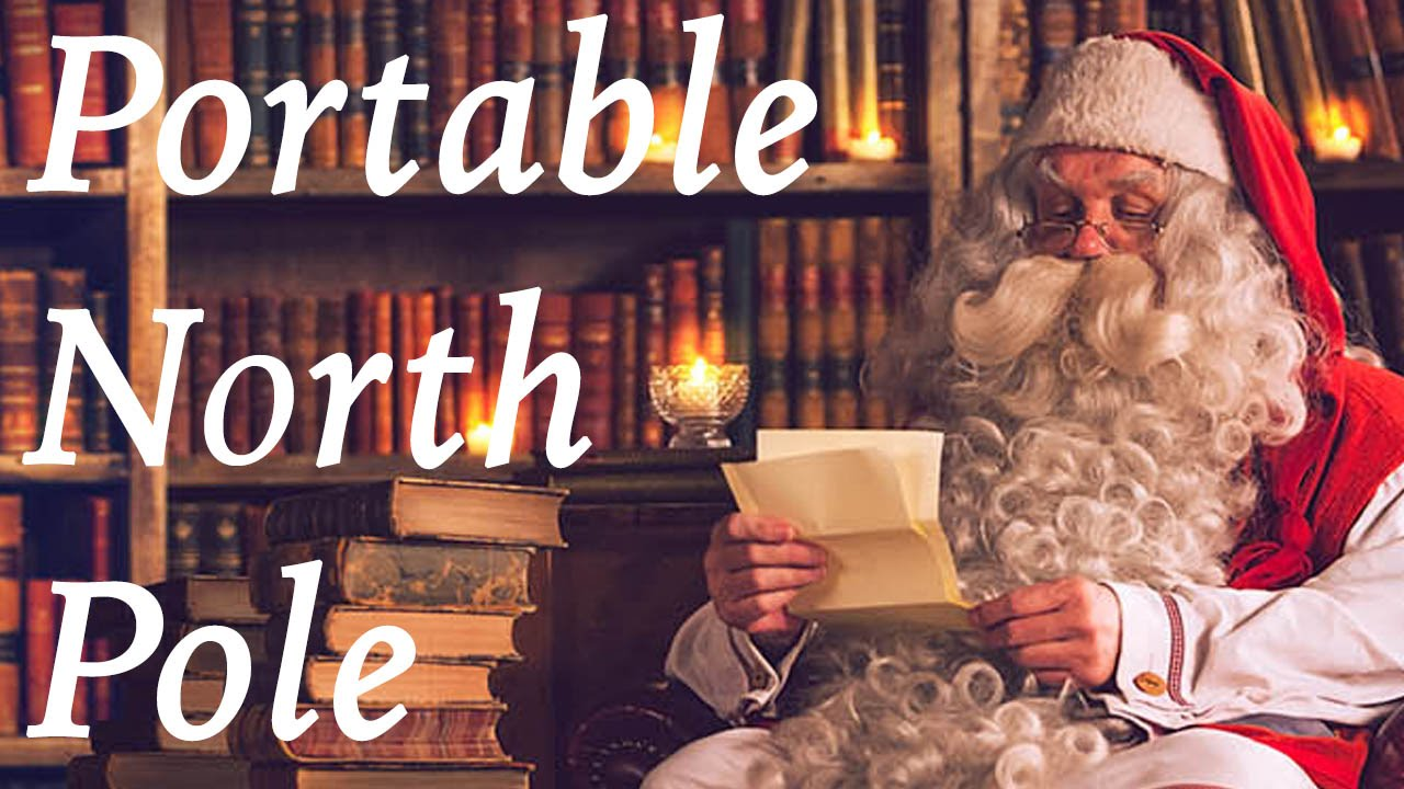 portable north pole 2015 pnp tour the post office youtube - Post Office Hours Christmas Eve