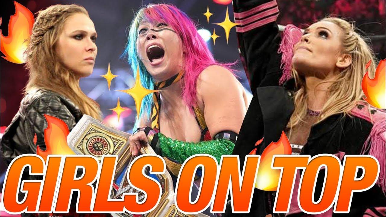 WWE Women's Wrestling Review Week of December 16th, 2018 | WWE TLC 2018, RAW & SmackDown