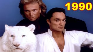 Cover images ASÍ VIVEN  SIEGFRIED Y ROY