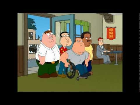 Family Guy - British Pub
