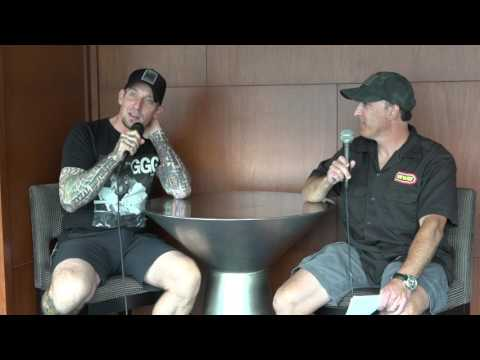WRIF's Meltdown talks with Michael from Volbeat