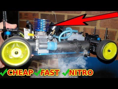 FAST Cheap Nitro RC Car