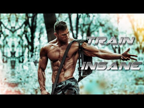 TRAIN INSANE – Aesthetic Fitness Motivation 😎