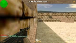 Counter Strike 1.6 Zombie Base Builder Easy + Effective Kemp