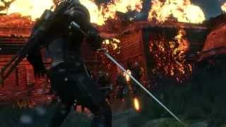 Ведьмак 3: Дикая охота — трейлер «Ярость и сталь»