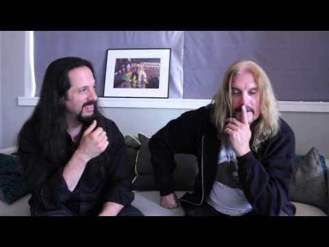 Dream Theater // John & James Answer Your Questions Part 2