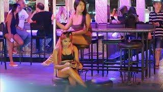 Pattaya Night Scenes - Vlog 312