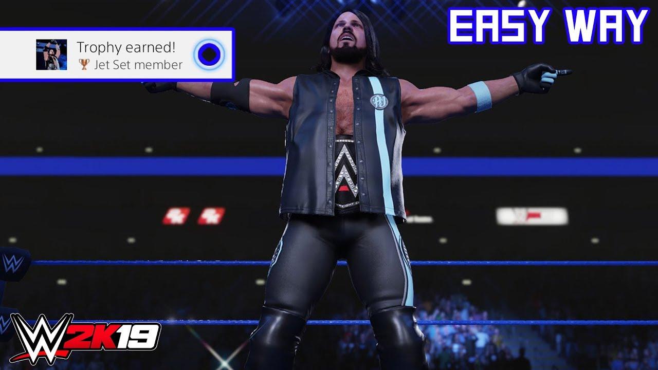 WWE 2K19 Guide: Unlockables, Cheats, Achievements, Trophies And 'The