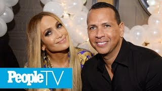 J.Lo Joined By A-Rod, Selena Gomez, Sofia Vergara & More Following Concert | PeopleTV