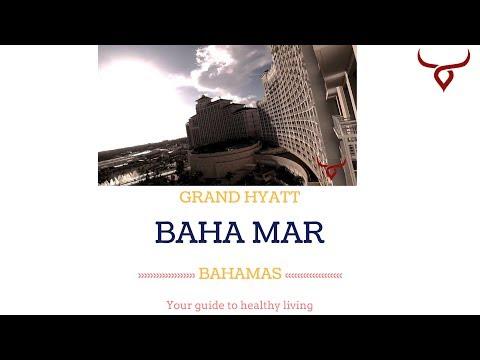 Grand Hyatt Baha Mar Nassau, Bahamas room tour