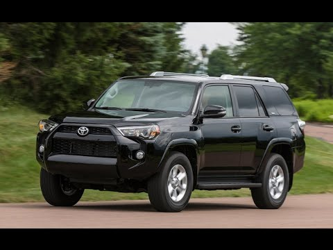2016 toyota 4runner review official youtube. Black Bedroom Furniture Sets. Home Design Ideas