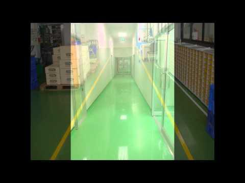 VIC Epoxy Flooring PROJECT