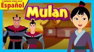 Mulan - Peliculas completas en español || Historias españolas tradicionales