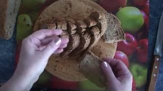 Рецепт: Солодовый хлеб с черносливом