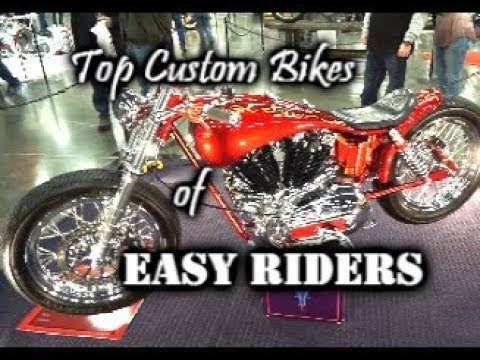 World's Top Custom Bikes of the Easy Riders