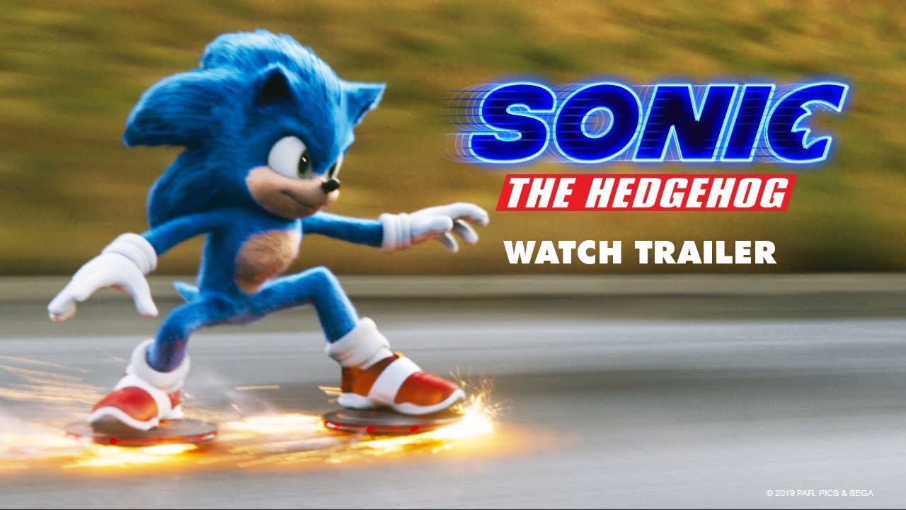 Sonic The Hedgehog Download Keep Now Official Trailer Paramount Pictures Uk Youtube