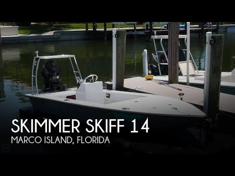 [UNAVAILABLE] Used 2016 Skimmer Skiff 14 in Marco Island, Florida