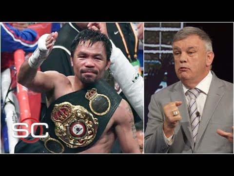 Teddy Atlas breaks down Manny Pacquiao's win vs. Keith Thurman | SportsCenter