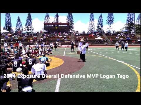 American Samoa prospect Logan Tago
