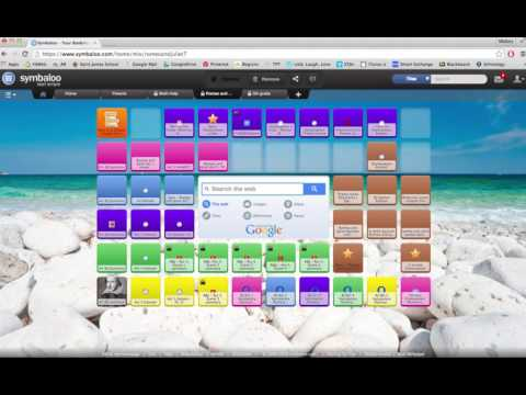 Symbaloo Uses in the Classroom