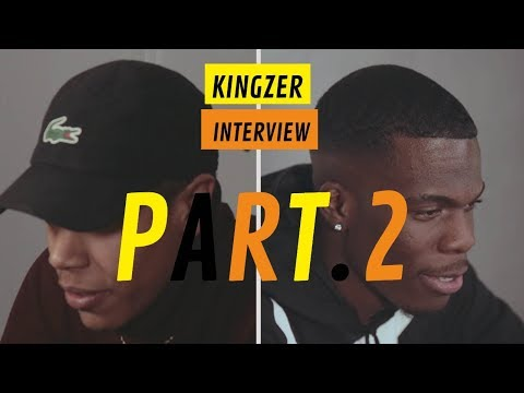 #Spot : Interview w/ Kingzer (part. 2/2)
