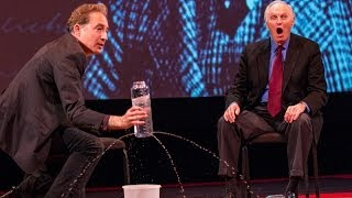 Brian Greene and Alan Alda Discuss Why Einstein Hated Quantum Mechanics