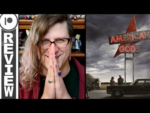 American Gods Season 1 - Spoiler Review From A Gaiman Fan