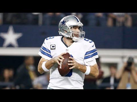 Tony Romo 2014 season highlights