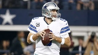 Tony Romo 2014 season highlights