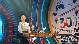 ragu Semesta - Isyana Sarasvati di MNC Fest 2019