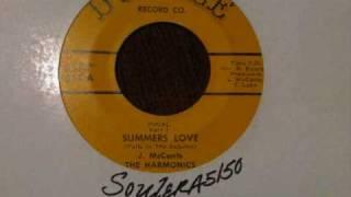 Summers Love ~ J. McCants The Harmonics.wmv