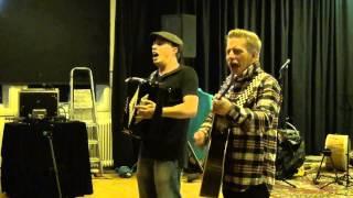 De unge gårdmusikanter - Hvor Er Min Kone