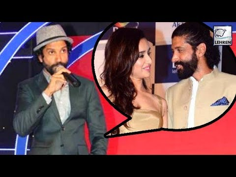 Farhan Akhtar On His Relationship Rumours All Of This Is Based On Chinese Whispers | LehrenTV