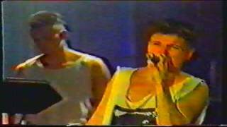 """NITZER EBB """"let your body learn"""" LIVE"""