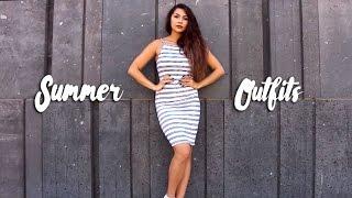 Summer Outfits Lookbook 2016   Michelle Danzinger